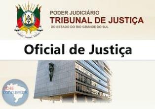 Concurso TJ-RS Oficial de Justiça 2019 tem inscrições abertas