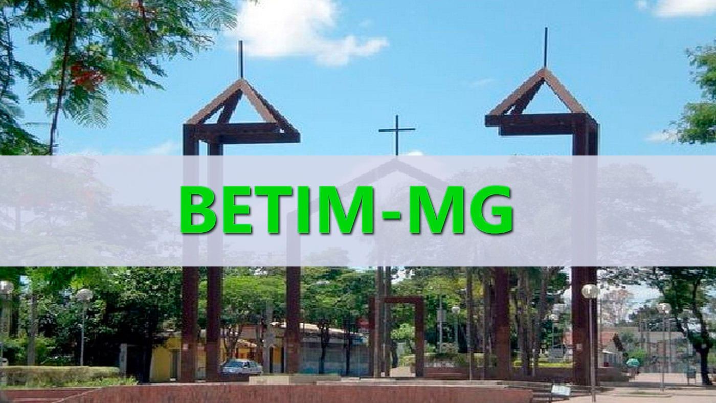 Prefeitura de Betim-MG abre concurso em 2019