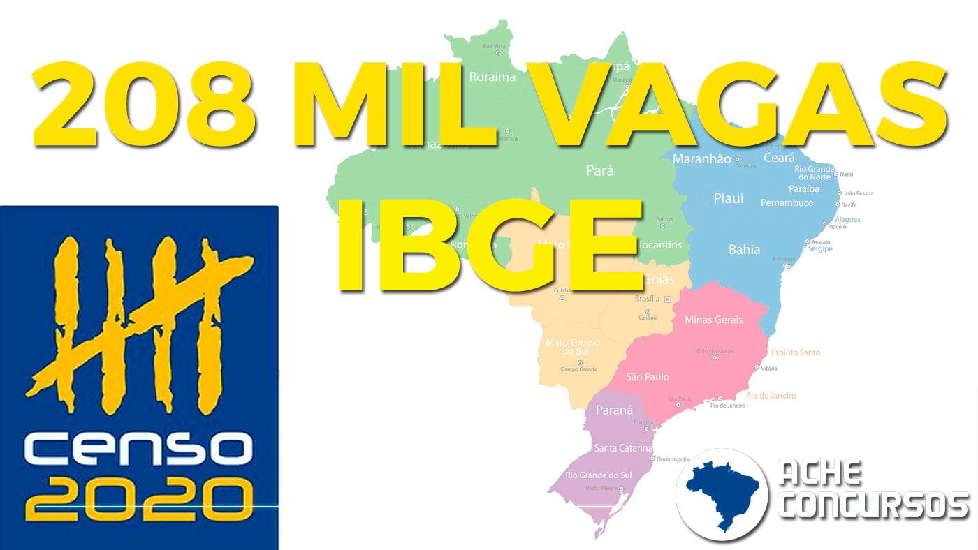 Resultado de imagem para IBGE divulga edital de concurso com mais de 3 mil vagas para o RN; confira Fonte: Portal Grande Ponto