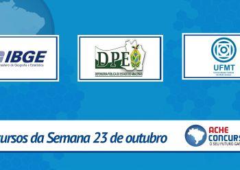 Concursos: IBGE abre 1.152 vagas e DPE-AM lança edital