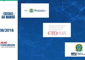 MPU lança edital de concurso com 47 vagas