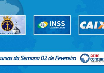 INSS tem recorde de inscritos e Caixa tem concurso prorrogado
