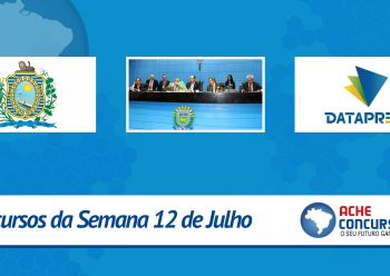 DATAPREV anuncia novo concurso; TJ e TRE de Pernambuco tamb�m ter�o editais em breve