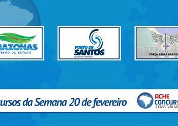 Aeronáutica e CODESP abrem novos concursos; confira