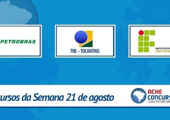 Petrobras abre concurso e novas seleções têm 600 vagas de até R$ 14 mil